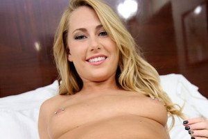 Carter Cruise Came For The Audition and Loved The Cock