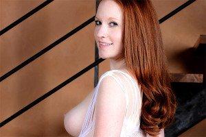 Redhead Lucy OHara Pussy Closeup